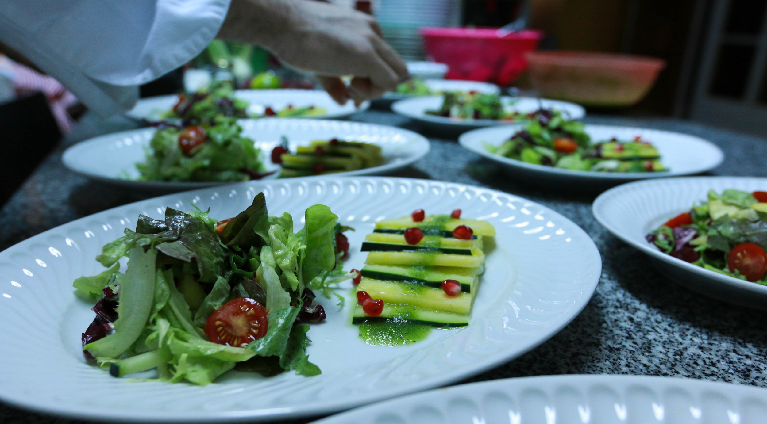 Culinary Services -