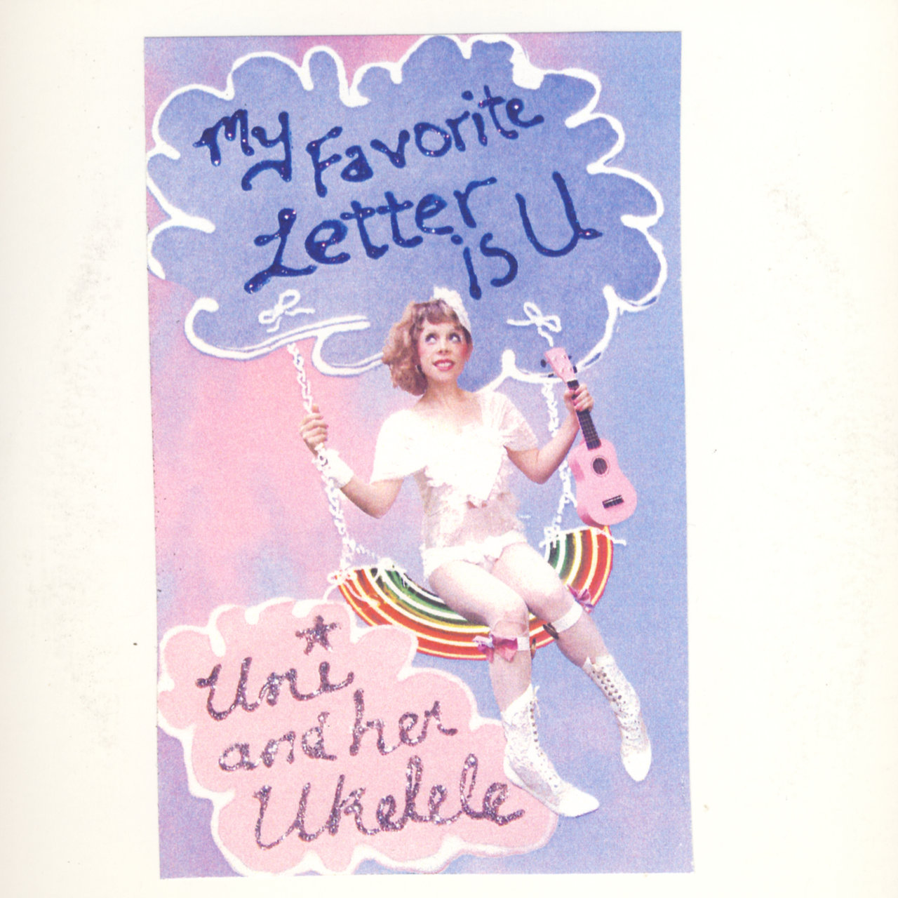 My Favorite Letter is U  - Uni and her Ukelele