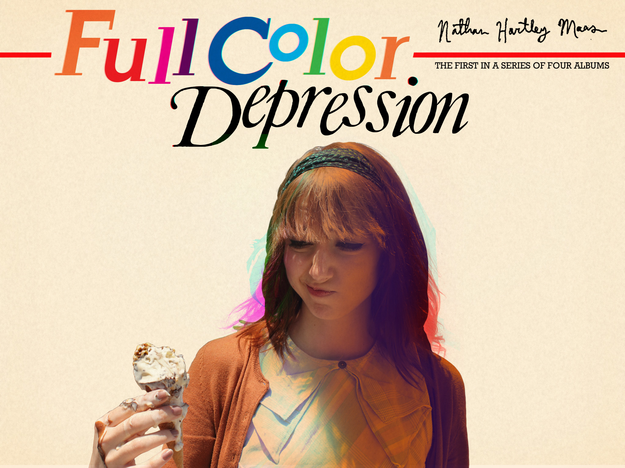 Full Color Depression  by Nathan Hartley Maas