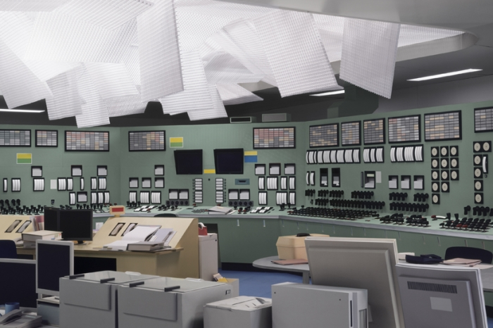 """Control Room"" (2011) Thomas Demand"