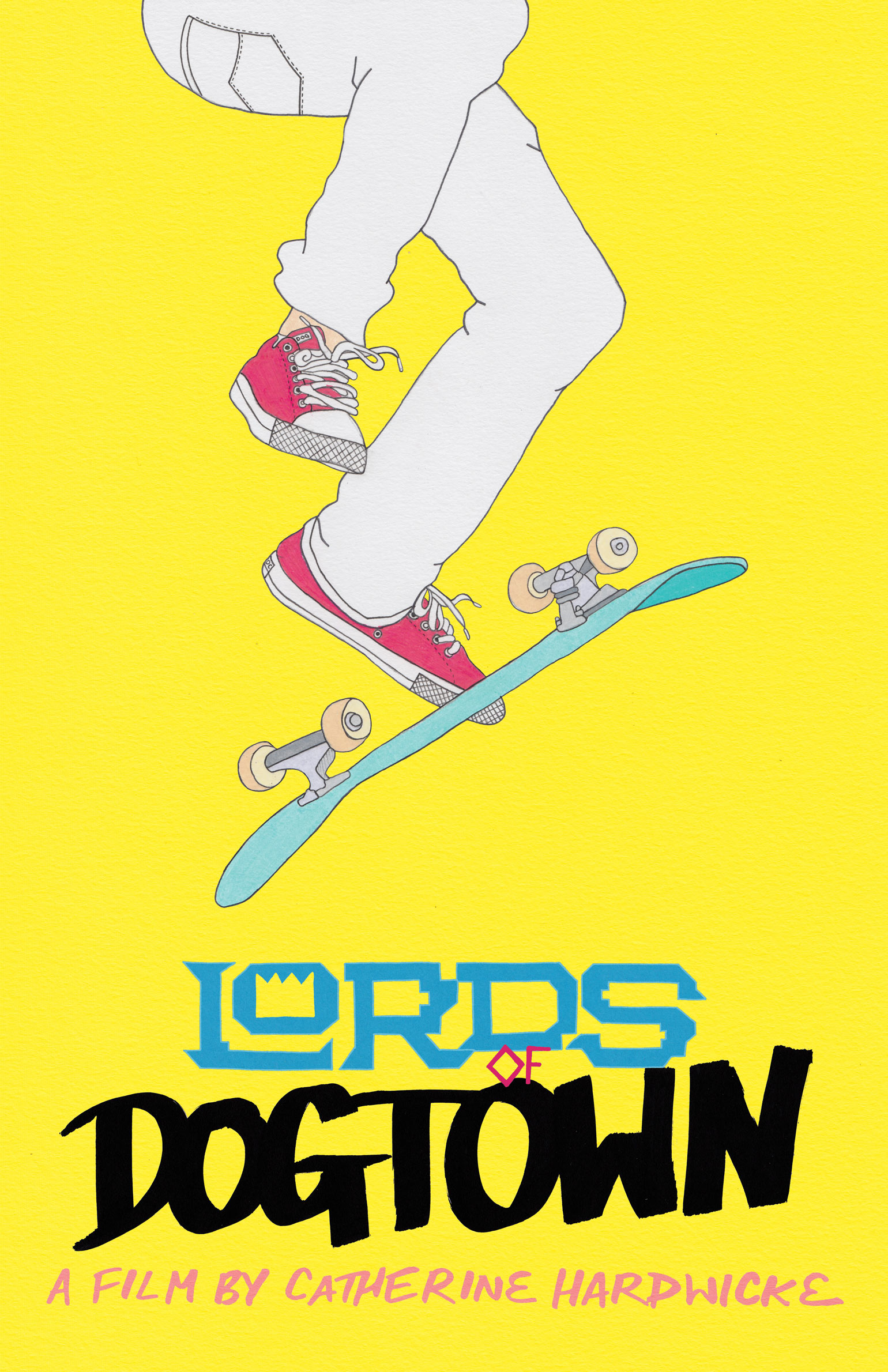 Lords of Dogtown  by Sean David Christensen