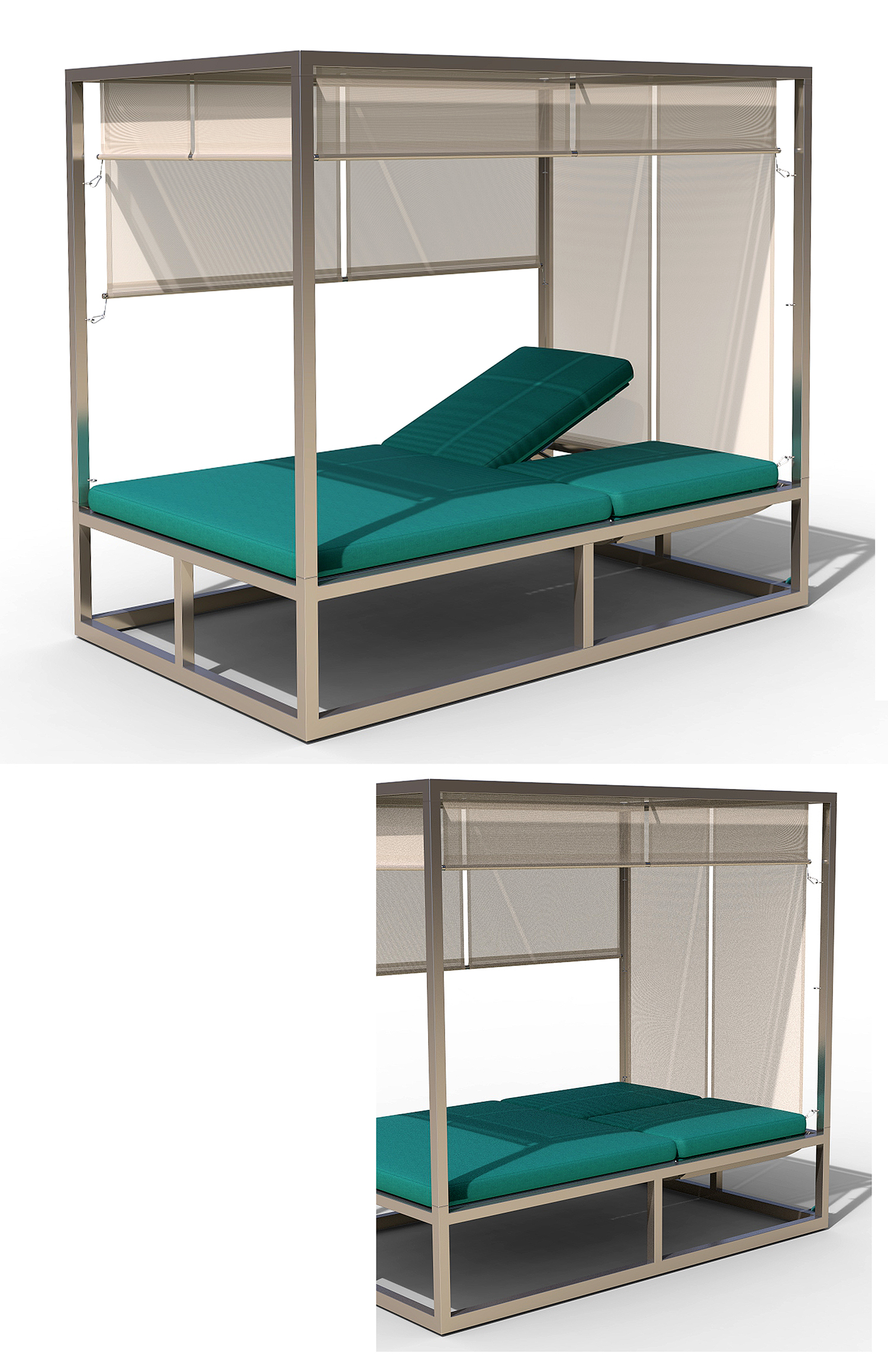 John Caldwell Design Array Daybed