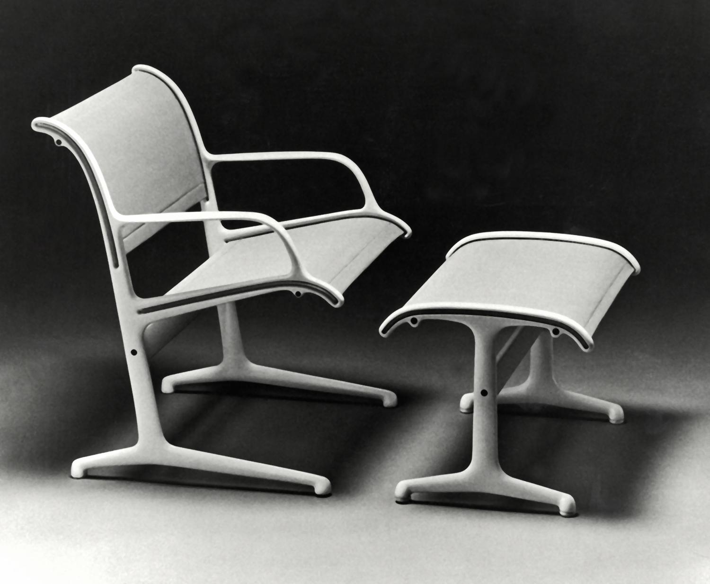 John Caldwell Design Cast Chair