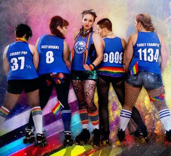 - The Albany All Stars return! Win prizes from That Store in the raffle!     Celebrate PRIDE with Albany's hometown roller derby team! Come watch the hot jams and hard hits between the Albany Brawl Stars Roller Derby and Dirty Jersey Roller Derby. Doors will open at 6:00 pm, and the bout will start at 7:00 pm. Tickets: $12 pre-sales; Kids 10 & under are just $5. Adult tickets will be $15 the day of the event so make sure to buy yours in advance. NEW: senior, student, and military discount!! Pre-sale $10, day of $12 MUST SHOW VALID ID at check in. Check out the details and purchase online at https://squareup.com/store/albany-all-stars-roller-derbySo what will you find at the Bout besides some awesome fast action roller derby? The Albany Cap Center will have concessions...and most importantly, a bar! 🙌 There will be music by DJ Lady Verse, merch for sale, an entertaining halftime show, and our fan favorites; the raffle and the star-toss. A portion of the proceeds will go to our charity of the month. After the Bout stick around of the MVP awards- crafted by some of the capital district's very talented local artist! Join us at Center Square Pub, on the Corner of Dove & State, after the game for a rockin' after party!Don't hesitate-mark yourself as going and stay tuned here for more game-day details!For anyone worried about parking? There is some street parking, but better yet the ACC has its own parking garage. Visit the ACC's website for more info on garage parking: http://www.albanycapitalcenter.com/attend/Parking-_102_pg.htm. See you there!! #bettertogether