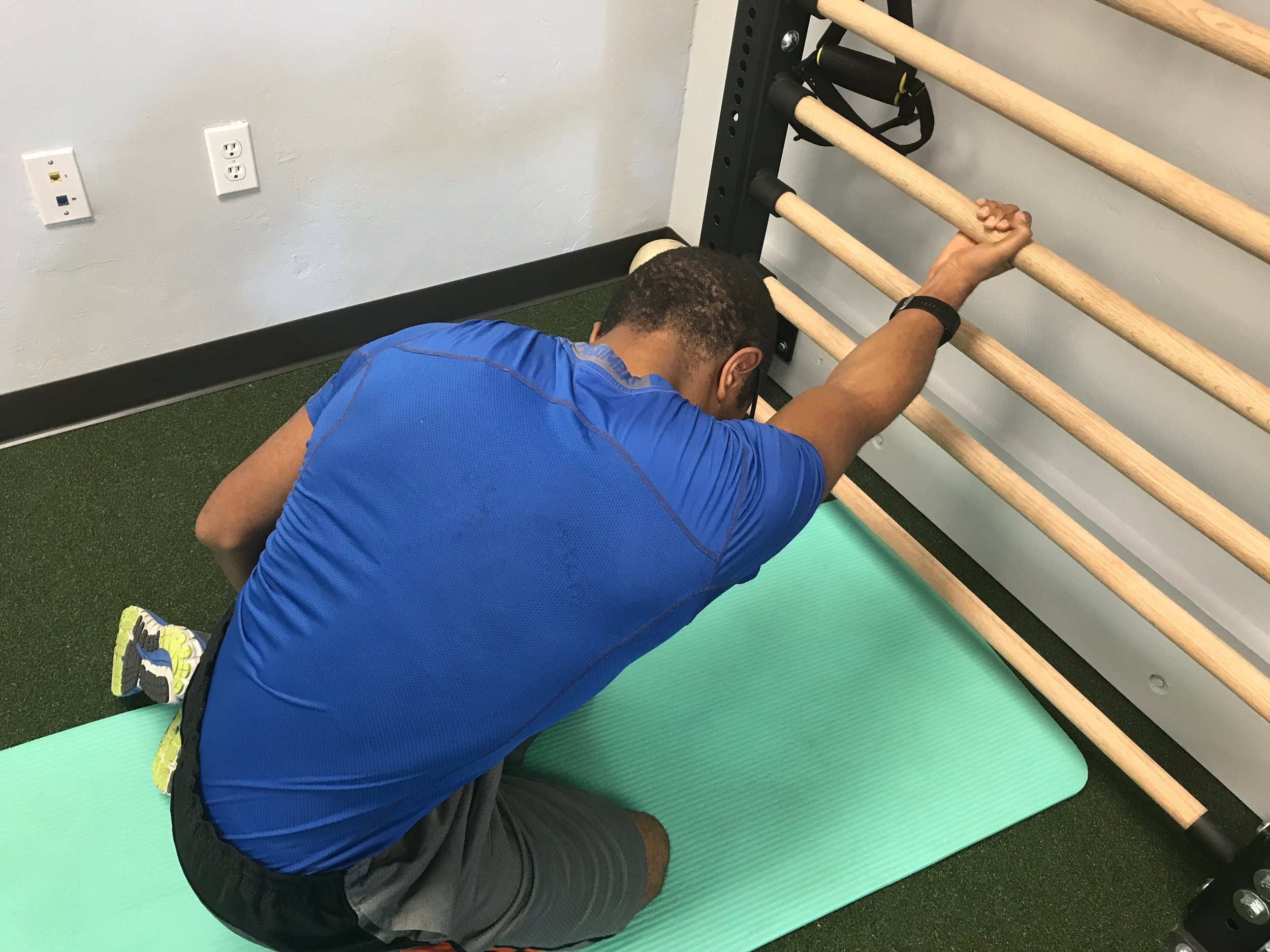 Assessing joint ROM health is crucial to understand your movement potential. Especially, as you add up the tension pattern across the joints involved in the movement.
