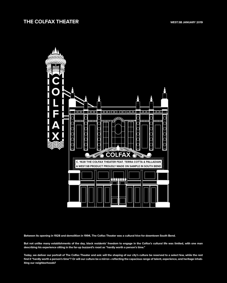 The Colfax Theater – West SB
