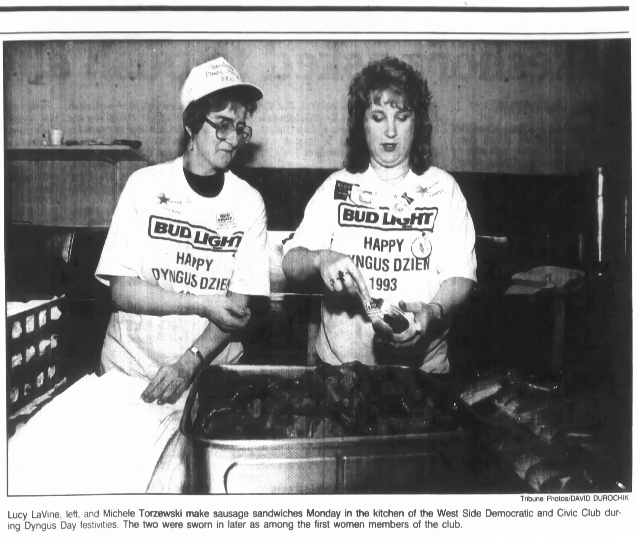 1993  South Bend Tribune , David Durochik