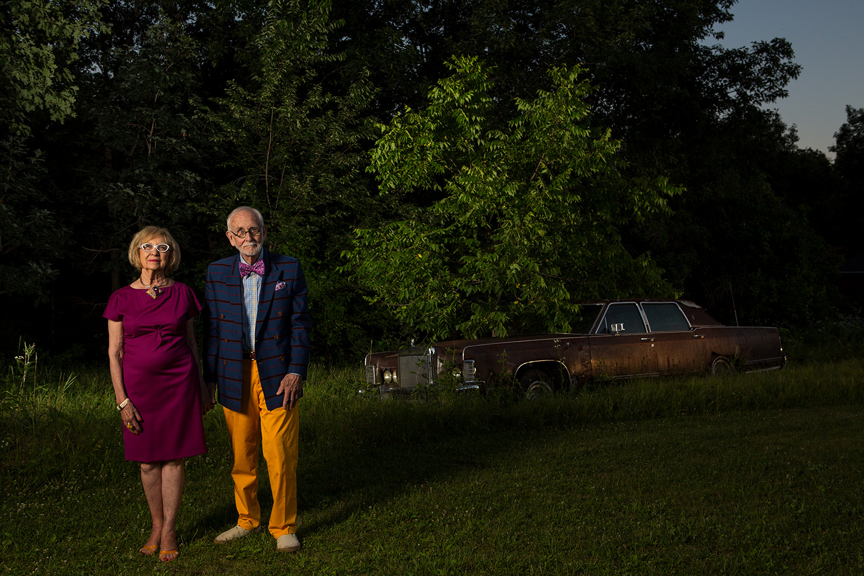 Donna and Tony- Pewaukee. 2015