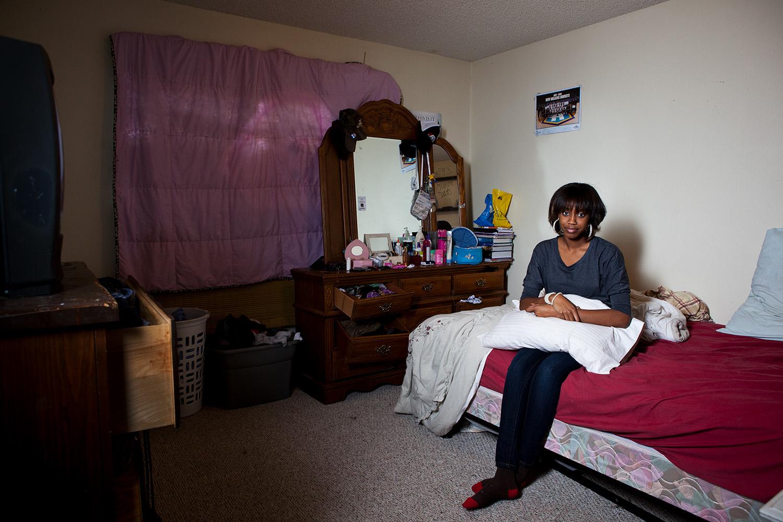 Seynabou, Baton Rouge. 2012