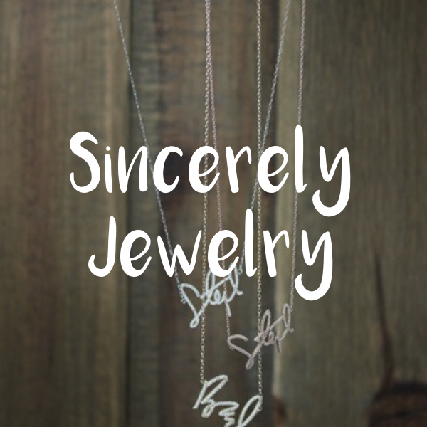 Sincerely Jewelry