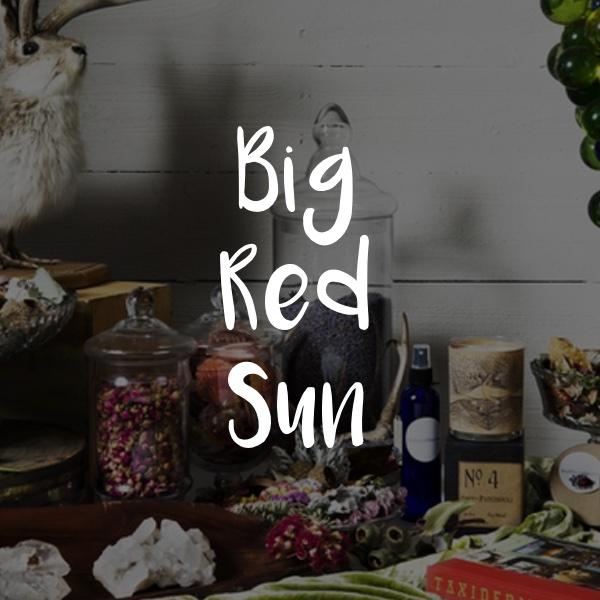 Big Red Sun