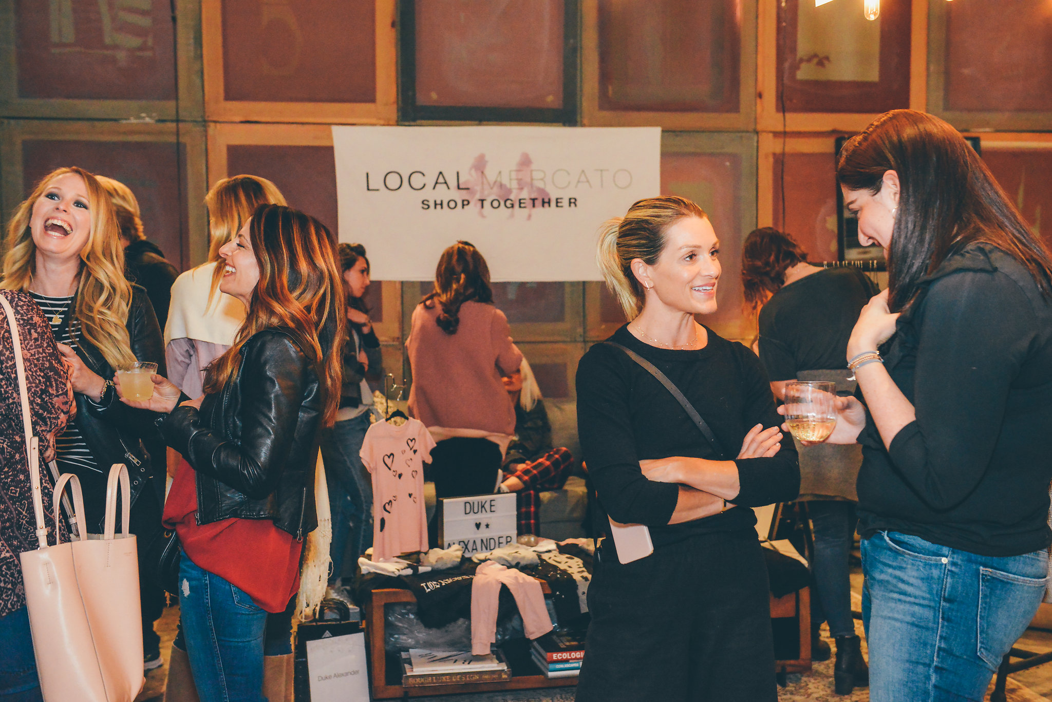 LM EVENTS - Connecting Community through Commerce & Conversations
