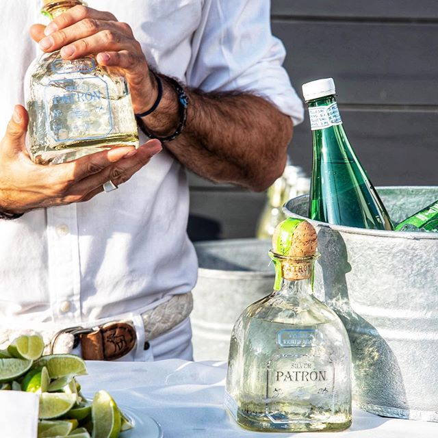 It's the WEEKEND! Happy Labor Day! Get out there and enjoy these last summer days. What is everyone up to? We will be enjoying some delicious Patron cocktails. #labordayweekend