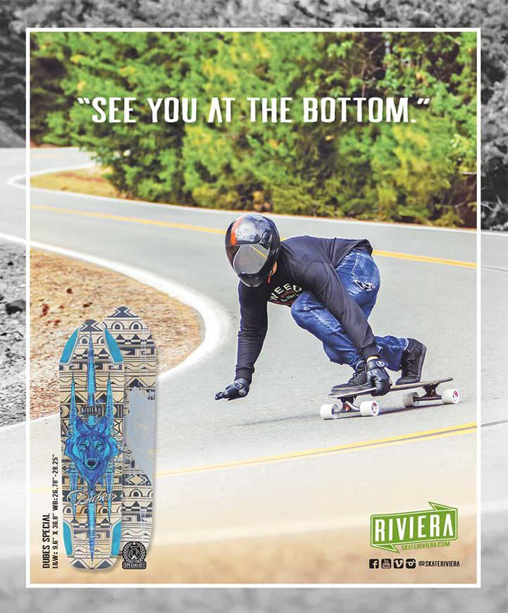 Riviera Skateboards Ads Style, Form & Function - Dubes