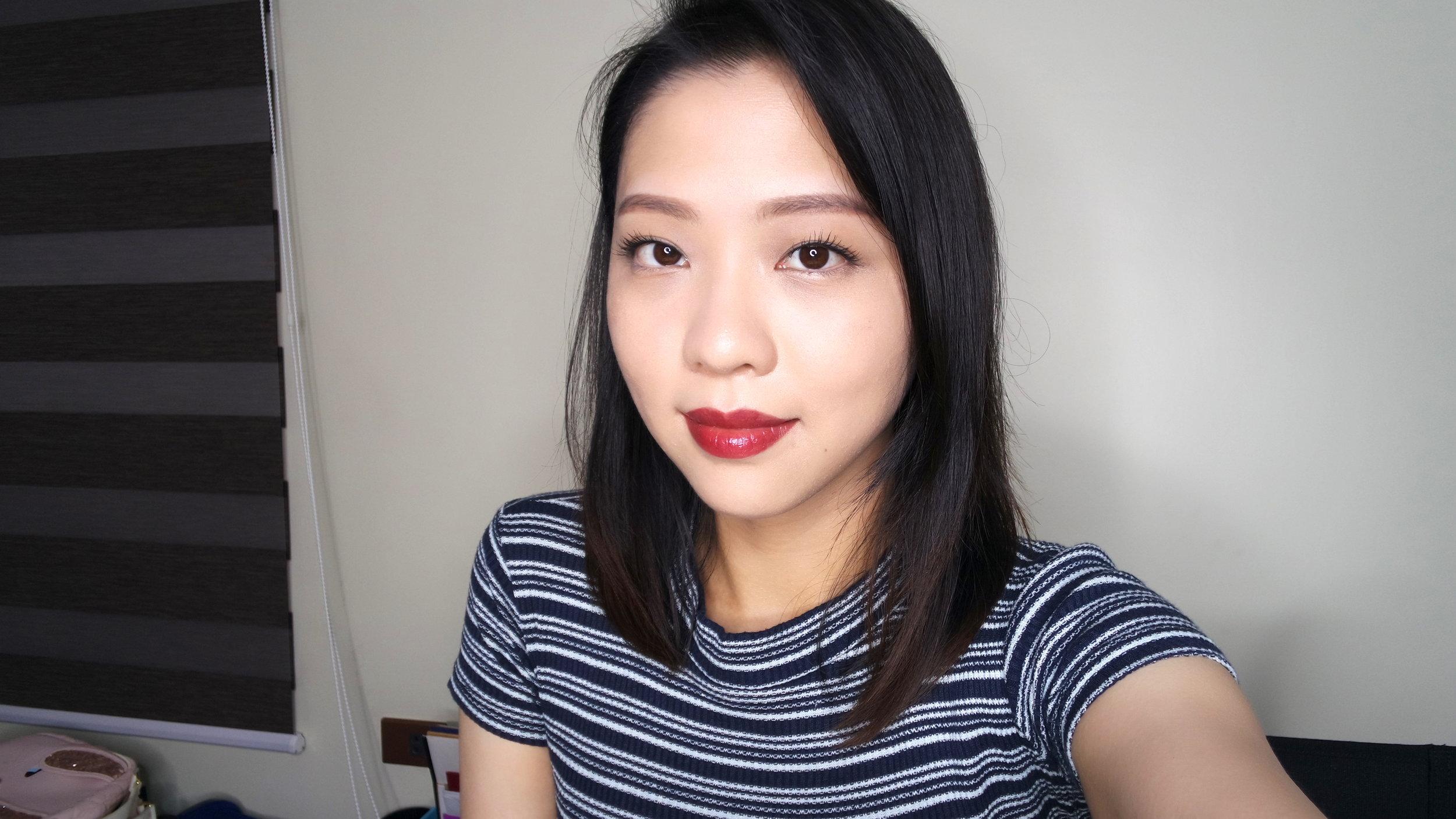 elizabeth arden ultra ceramide lipstick 24 cassis