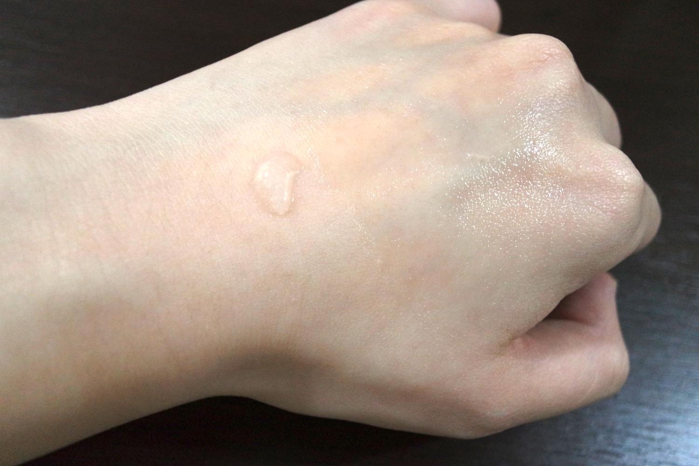 Goodal Moisture Barrier Fresh Eye Cream, with visible ceramide flakes