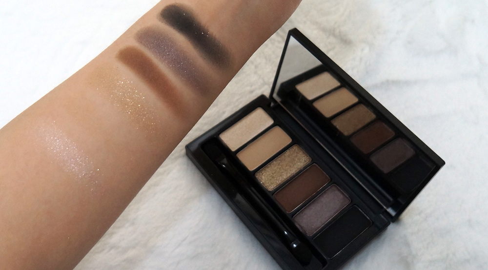 Son and Park All That Smoky Kit swatched; great colors but problematic mattes