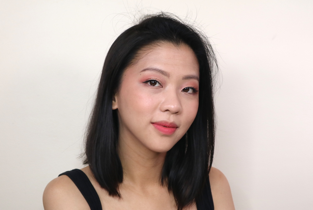 My weird smug expression comes from a feeling of superiority over the glow MUFE Ultra HD brings