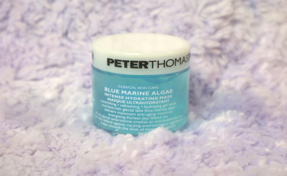 peter thomas roth blue marine algae intense hydration mask