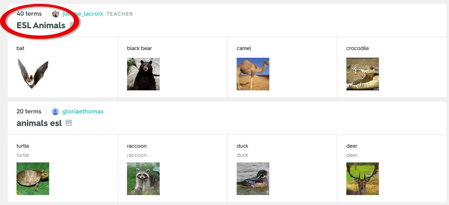 How to Make Digital Flash Cards to