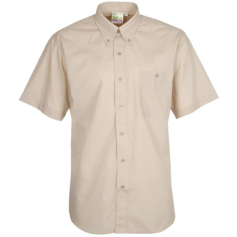 Short Sleeve Uniform Shirt