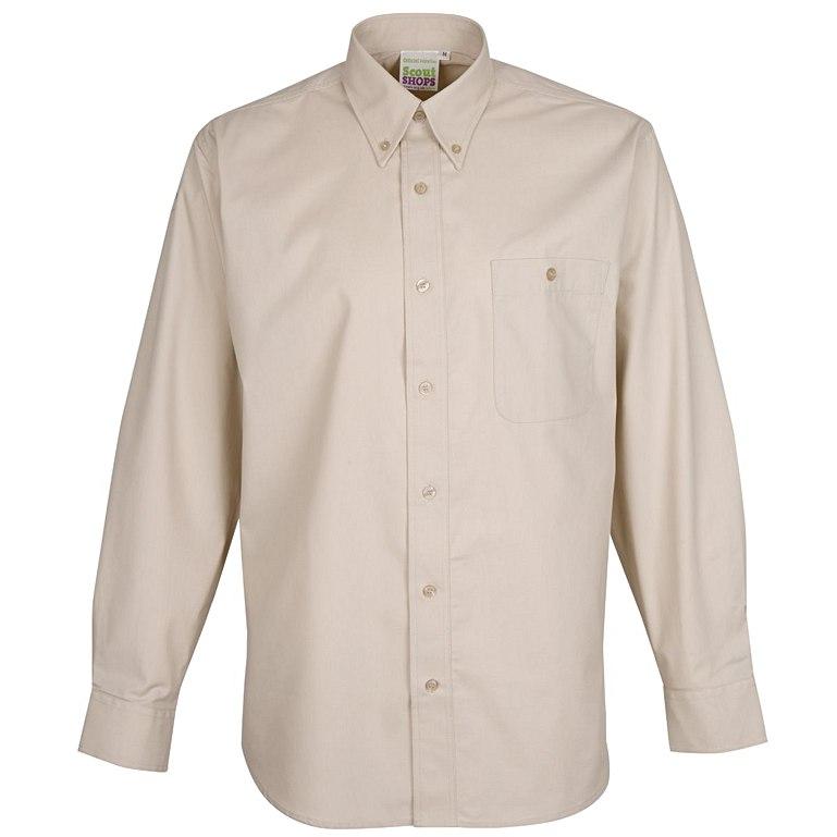 Long Sleeve Uniform Shirt