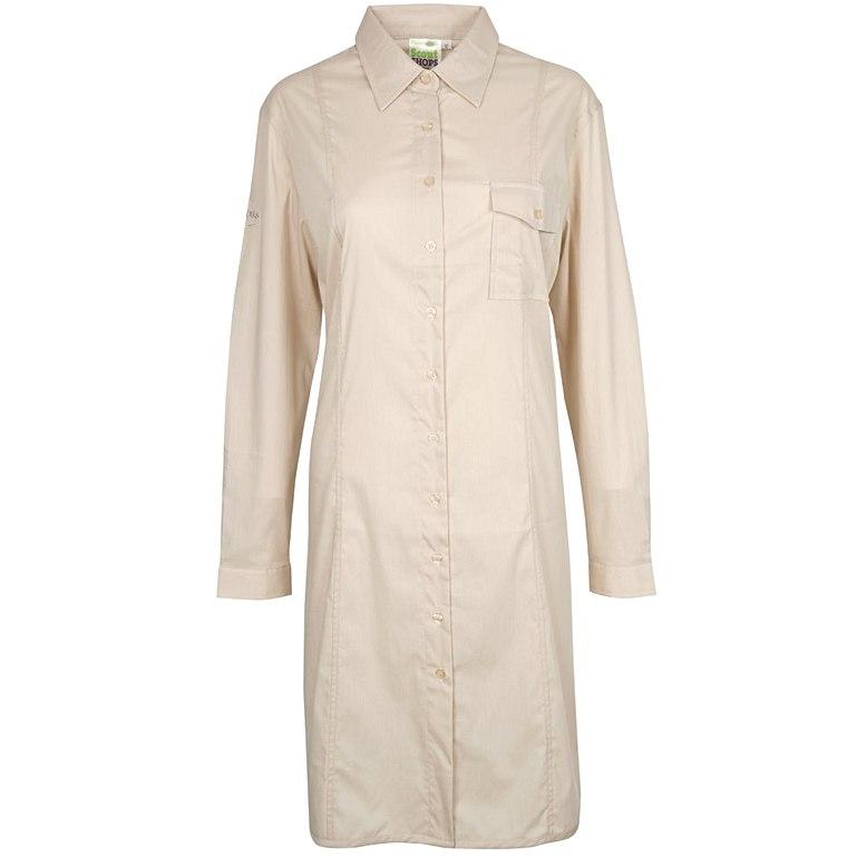 Ladies Longer Length Uniform Shirt