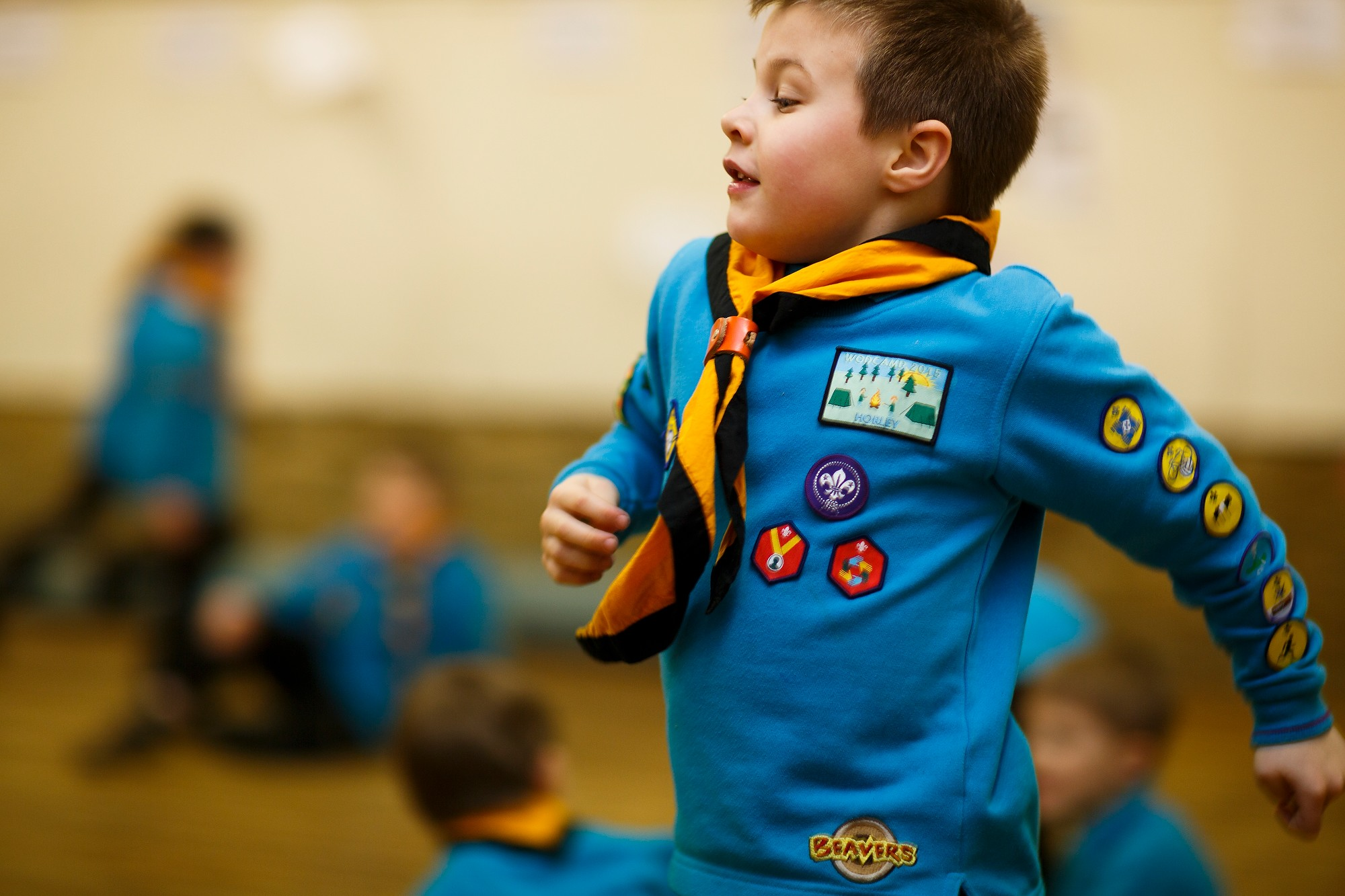 Find out more aboutBeaver Scouts -