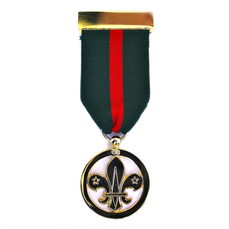 Medal of Meritorious Conduct - Awarded for meritorious conduct of an exceptionally high standard