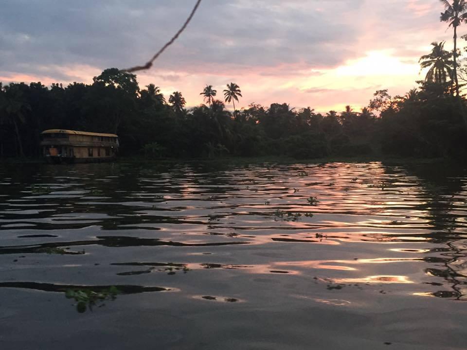 Kerala backwaters, india, 2015.