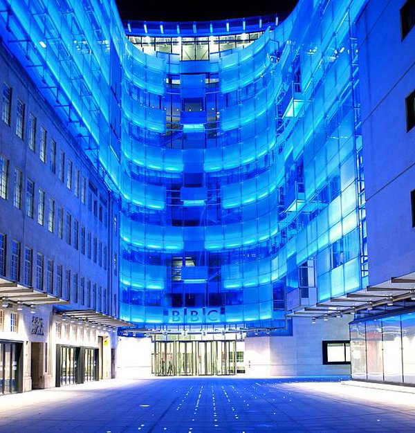 BBC Broadcasting House, London - for the regular BBC London radio news review