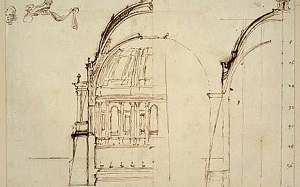 St Pauls Cathedral - sketch by CW.jpg