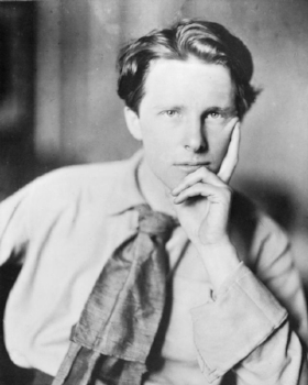 Rupert Brooke (taken by Sherrill Schell)