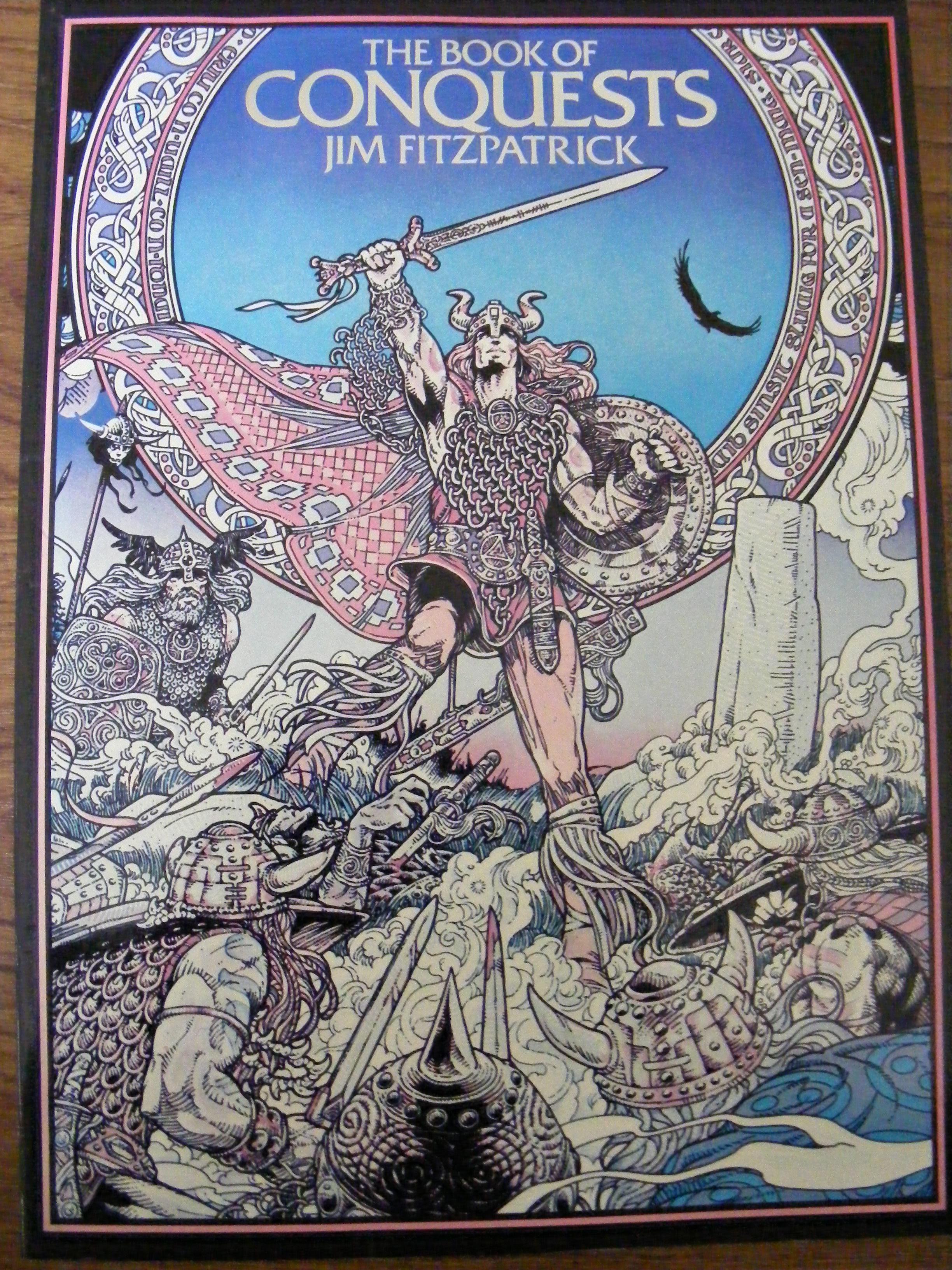 Jim F - Book of Conquests.JPG