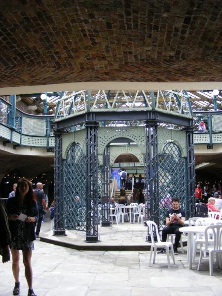 Interior of ground floor