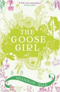 'The Goose Girl' book cover