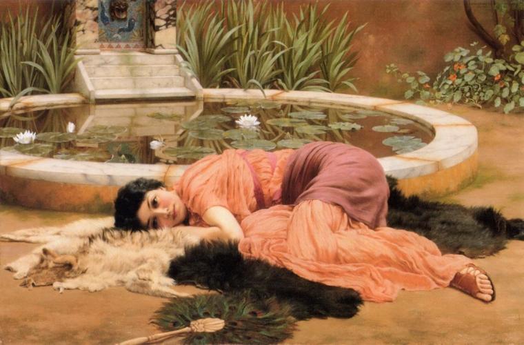 'Dolce Far Niente' (1904)