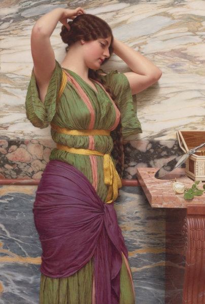 'A Fair Reflection' (1915)