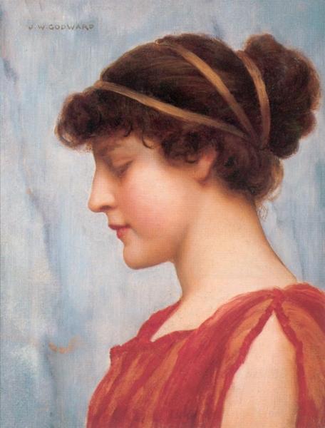 'Ophelia' (1889)