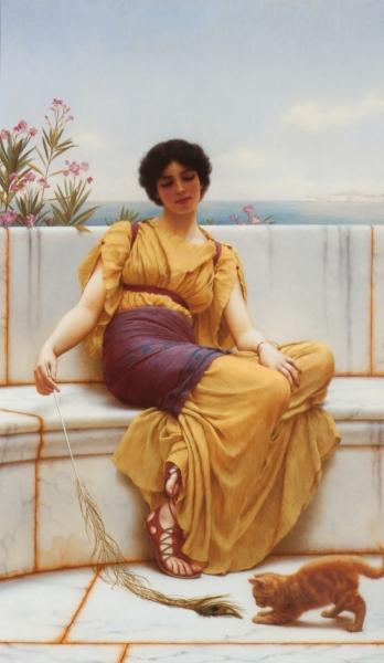 'Idleness' (1900)