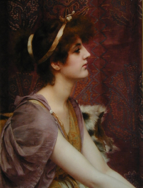 'A Classical Beauty' (1892)
