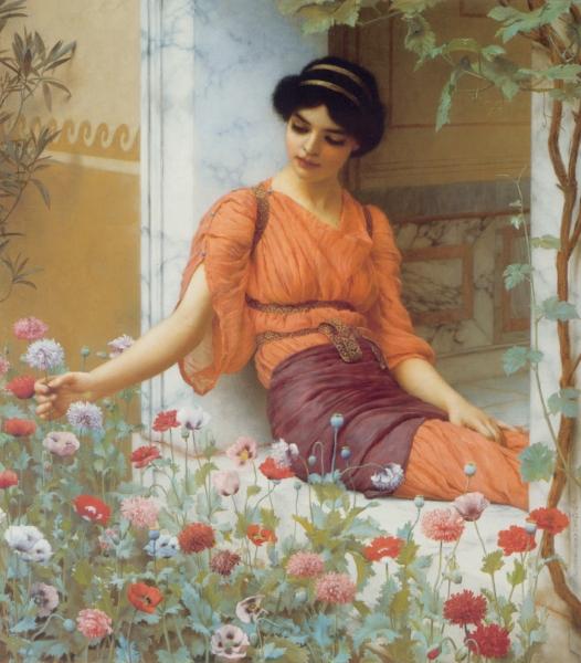 'Summer Flowers' (1903)