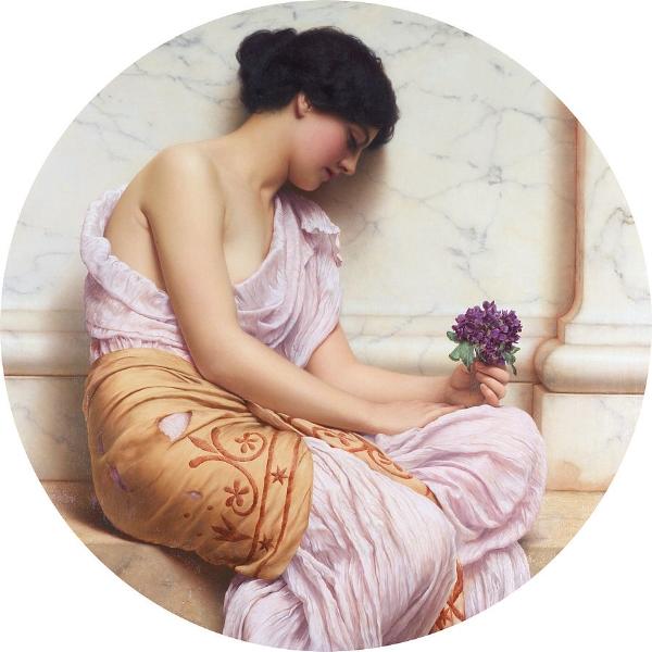 'Violets, Sweet Violets' (1906)