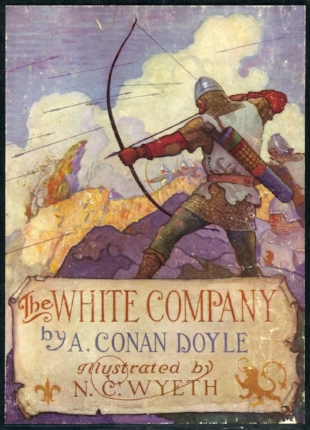 'The White Company' cover