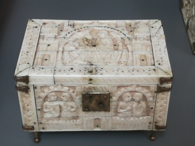 Tristram and Isolde casket