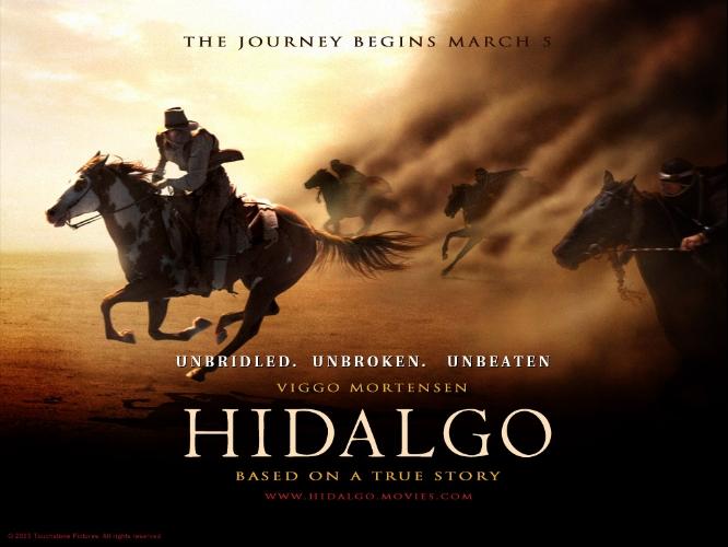 'Hidalgo' movie poster