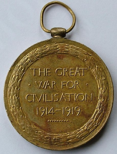Victory Medal, reverse - Wikipedia (User Bjw3)