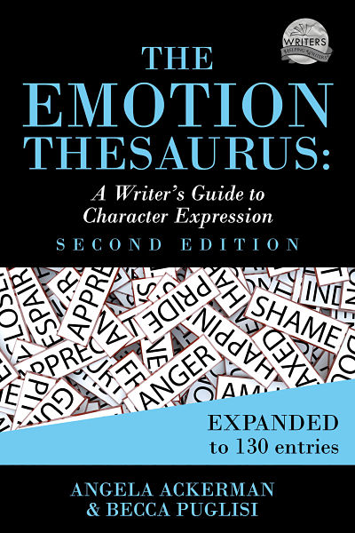 'The Emotion Thesaurus' 2nd edition