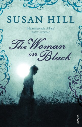 'The Woman in Black' by Susan Hill (book cover).