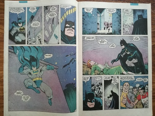 Pages from Action comics Annual